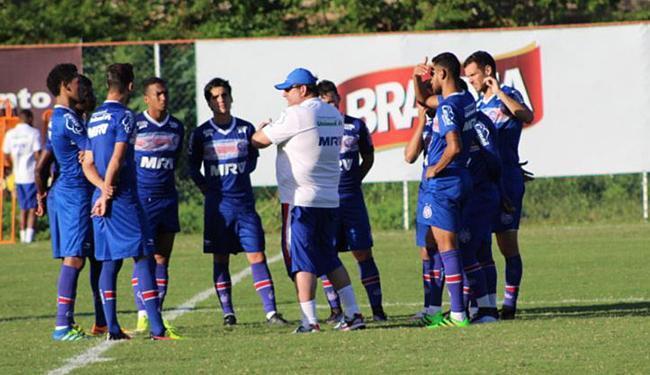 Foto: Felipe Oliveira/ EC Bahia