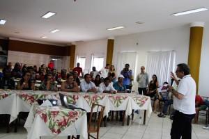 PGP debate Segurança Social. Foto: Nelinho Oliveira