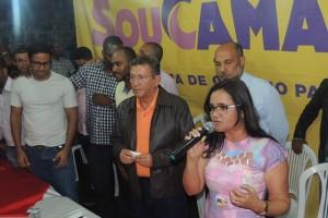 Marcelina do PSD deve ser a vice de Caetano