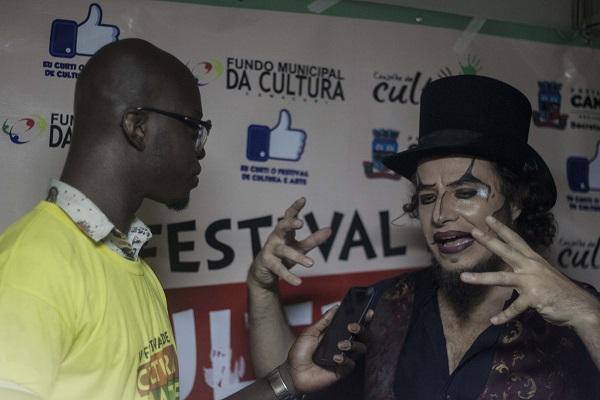 Fernando Anitelli - Entrevista ao Cidade Satélite
