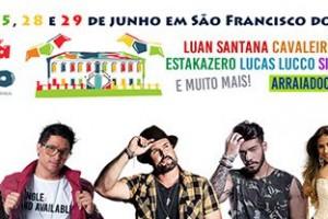 Programação junina: Atrações locais e nacionais agitam São Francisco do Conde