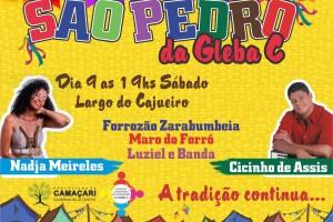 São Pedro da Gleba C em Camaçari - Imagem: divulgação