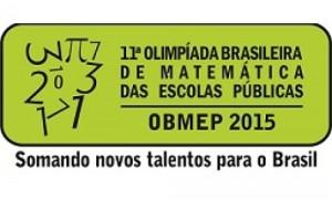Logo oficial 11º OBMEP